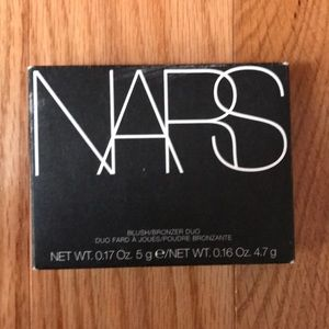 Nars Blush\Bronzer duo